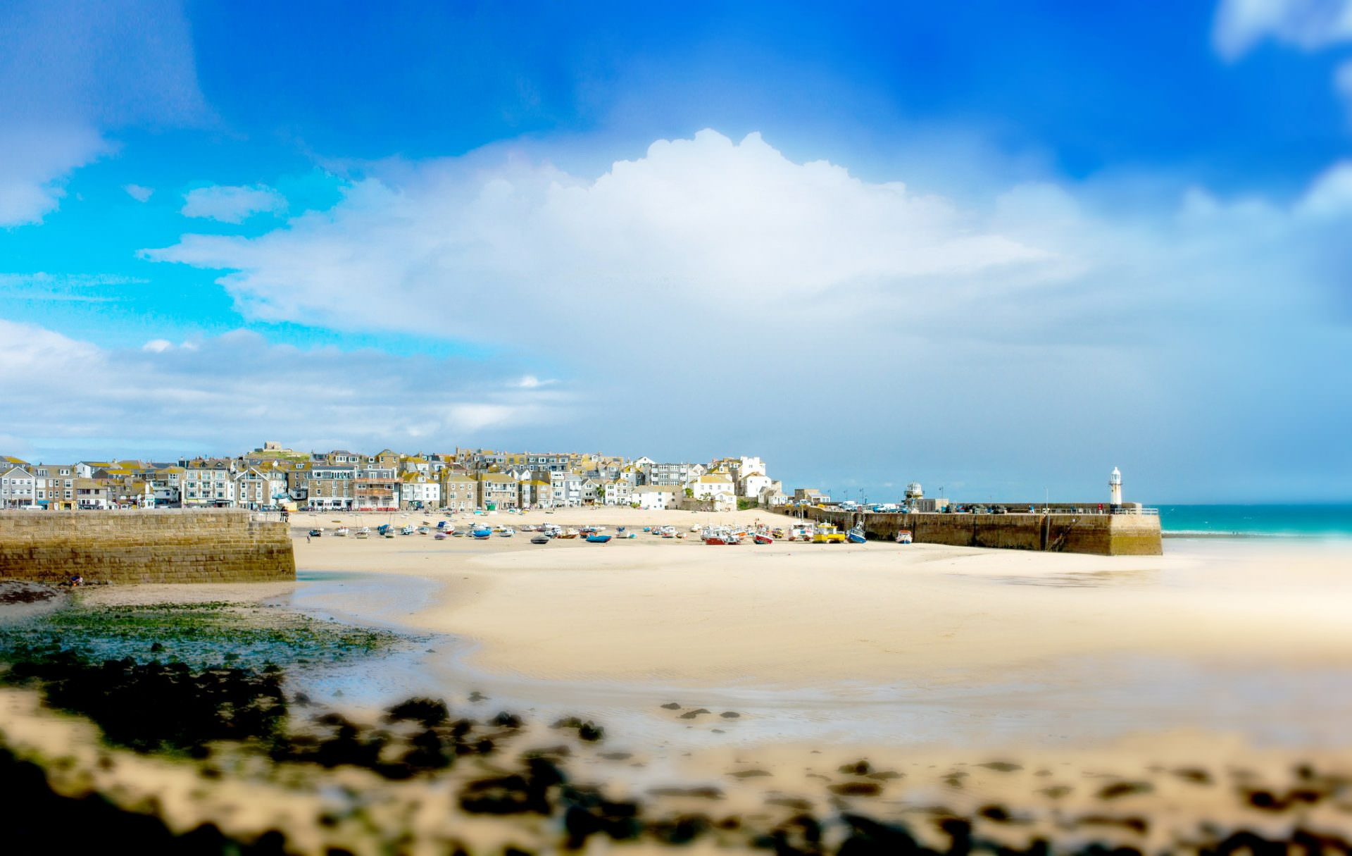 St Ives Luxury Self Catering Holiday Cottages So St Ives