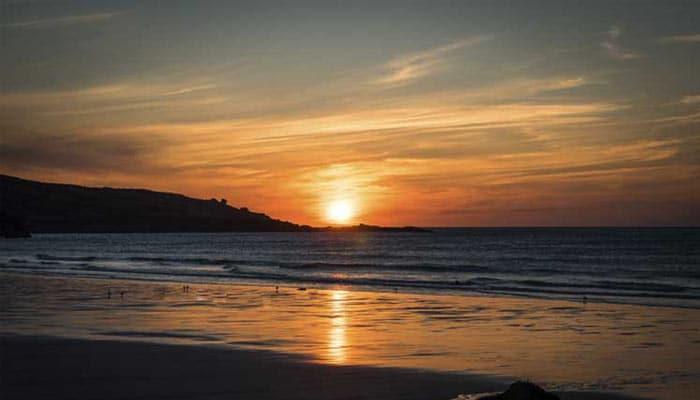 portmeor-beach-sunset