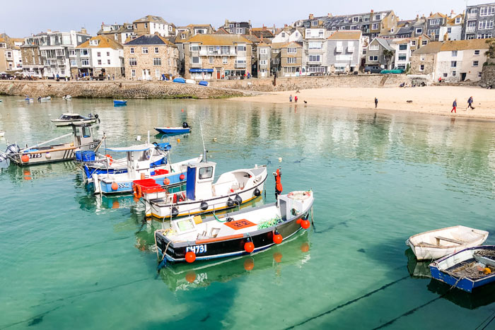st-ives-harbour-fishing-boats